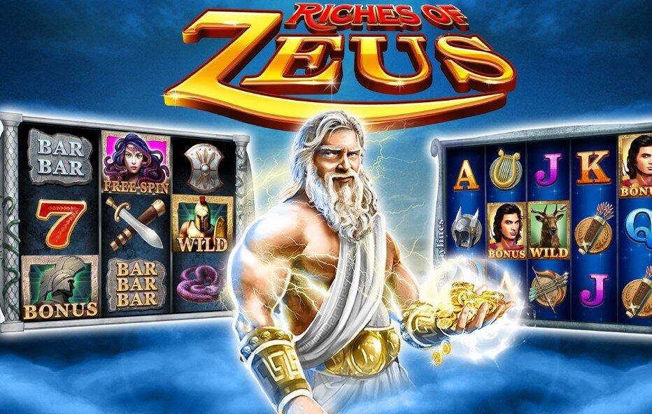 Zeus Menggelegar