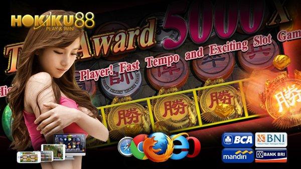 Slot CQ9 adalah provider paling bagus