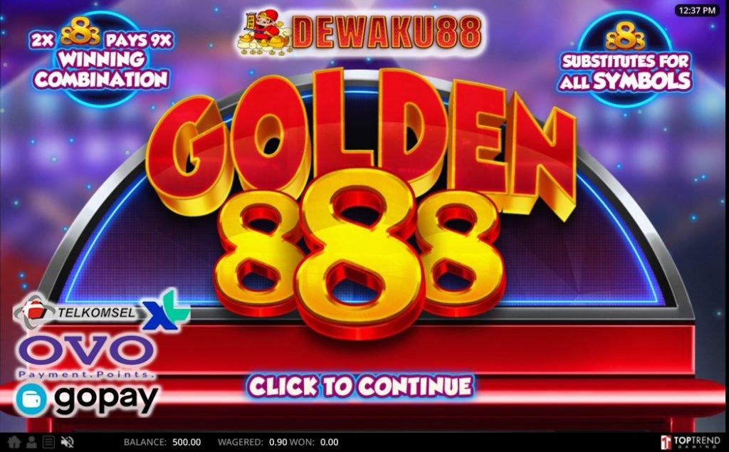 slot golden 888 TTG