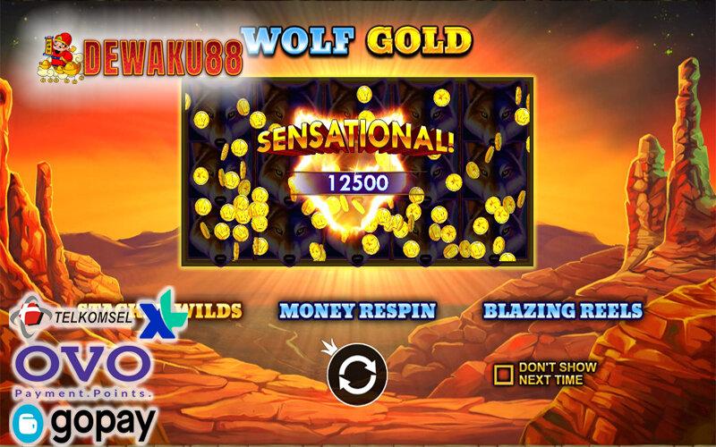 Gameplay slot online pulsa menarik semua pemain karena win rate tinggi