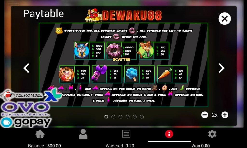 game online pulsa TTG