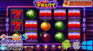 Slot Habanero Hot Hot Fruit