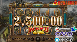 London Hunter Slot Habanero
