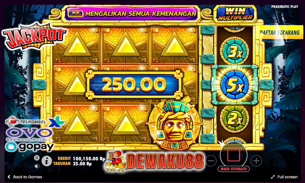 Slot jackpot paling mantap