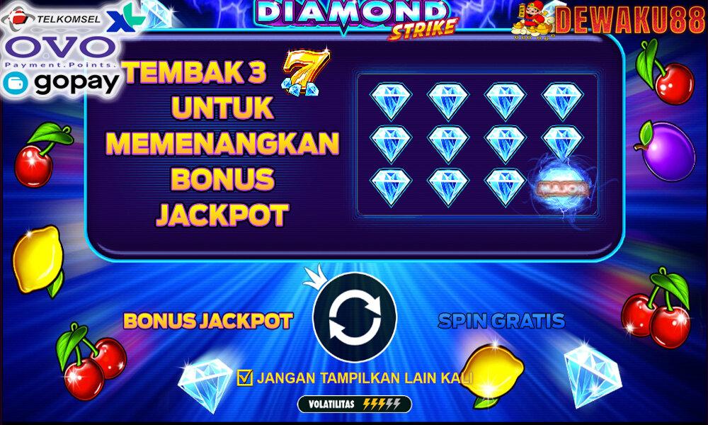 Diamond Strike Slot Terbaik