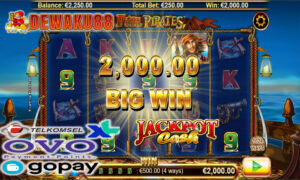 Slot TTG Terpercaya Five Pirates