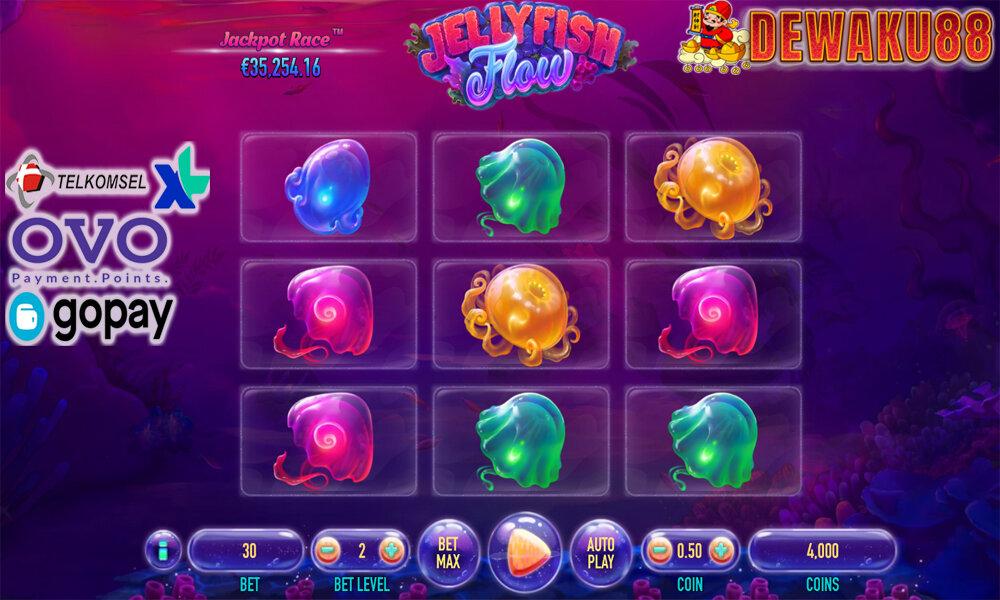 Slot Habanero Jellyfish