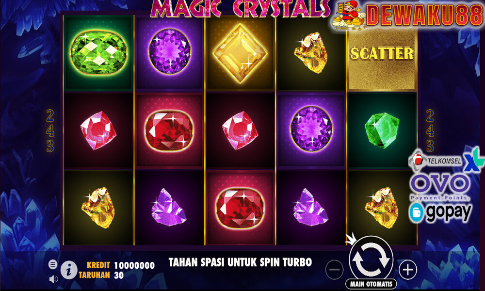 Slot Magic Crystals Terbaik