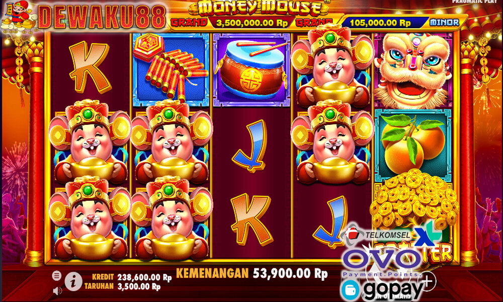 Slot Paling Mantap Money Mouse