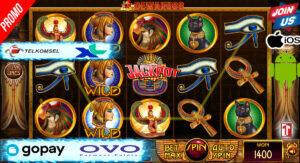 Deposit pulsa Top Trend Gaming Cleopatra