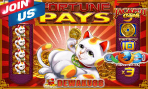Slot Fortune Pays Online