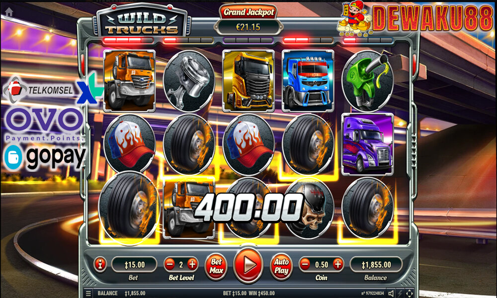 Slot Habanero Wild Trucks